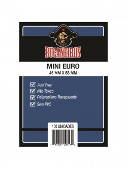 Sleeve Mini Euro (45x68mm)