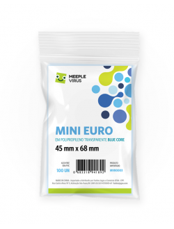 Sleeve Mini Euro (45x68mm)