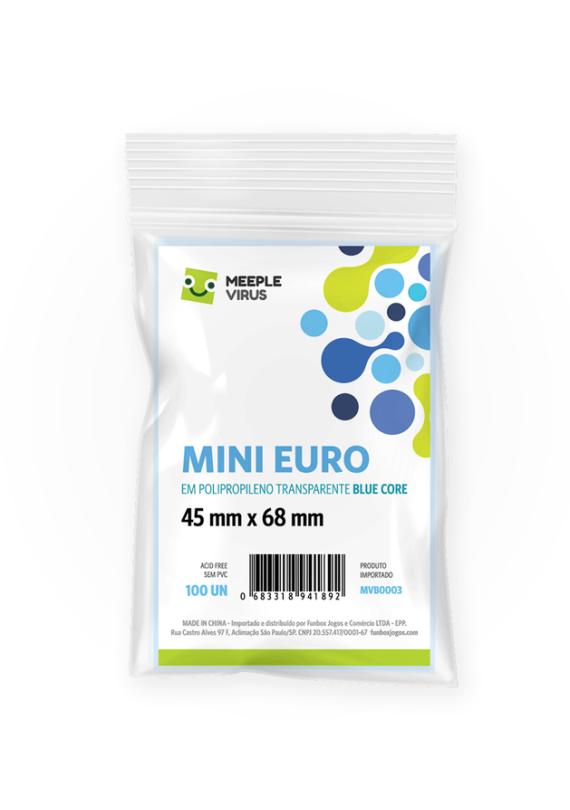 Sleeve Mini Euro (45x68mm) popup