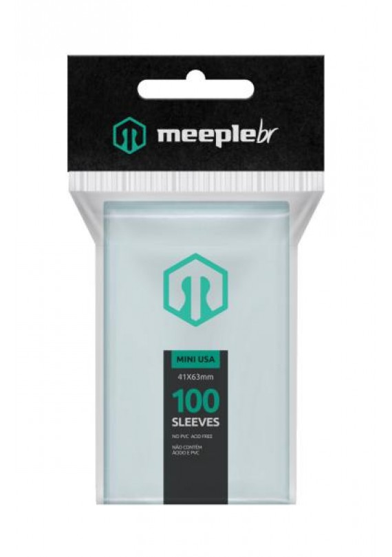 Sleeve Mini USA (41x63mm) popup