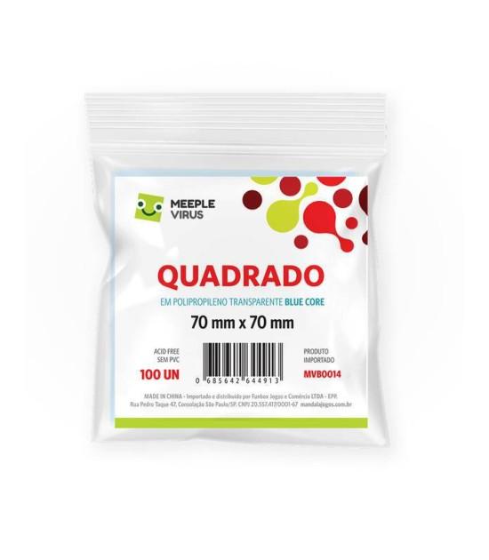 Sleeve Quadrado (70x70mm)