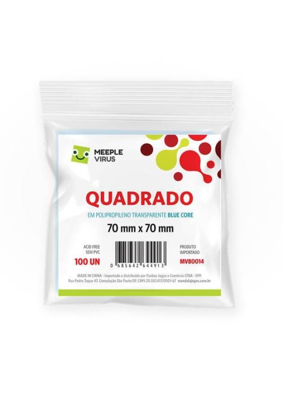 Sleeve Quadrado (70x70mm) popup