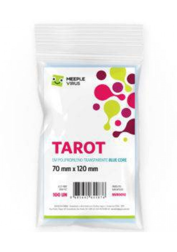 Sleeve Tarot (70x120mm) popup